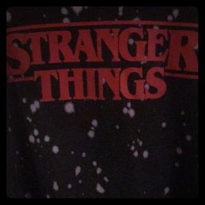 Hot Topic Jackets & Coats - Stranger Thing hoodie size xl grey and cozy
